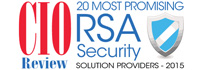 20 Most Promising RSA Security Providers - 2015
