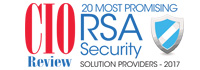 20 Most Promising RSA Security Solution Providers - 2017